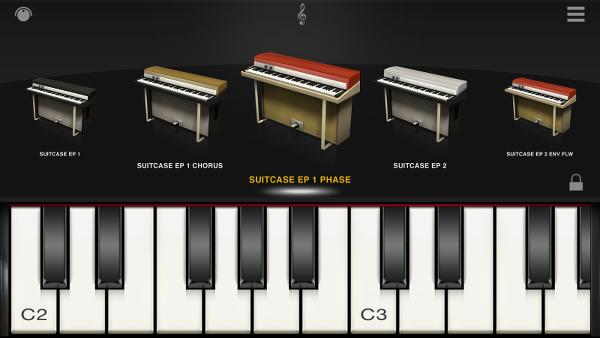 IK Multimedia'dan elektrikli piyano enstrümanı iLectric Piano