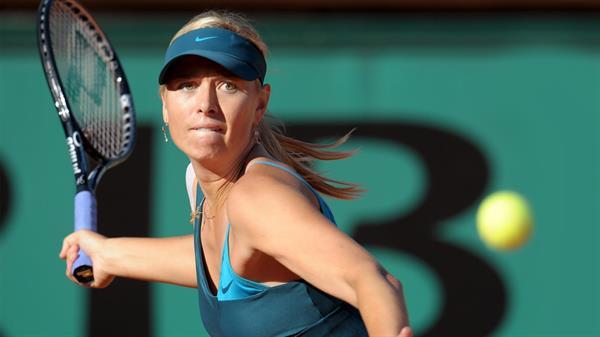 Sanal gerçeklik Maria Sharapova'yla tenis maçı yapmanıza imkan veriyor