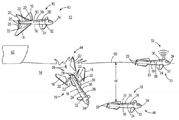 Boeing denizaltında da giden bir hava aracı tasarlıyor