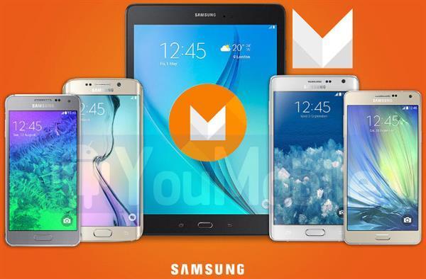 Android 6.0 Marshmallow güncellemesini ilk alacak Samsung modelleri ortaya çıktı