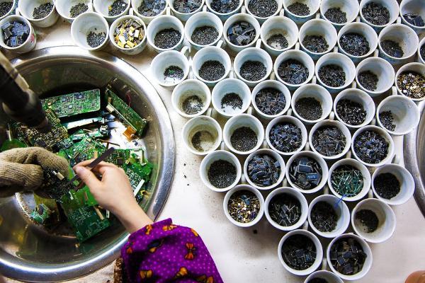 Teknoloji Çöplükleri - Çin (yeni bölüm) - 2