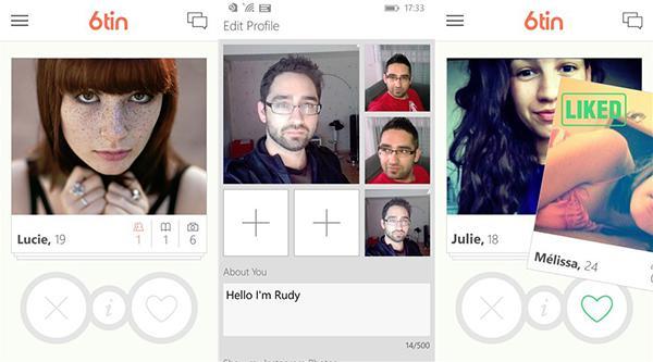 Windows Phone uyumlu 6tin uygulaması güncellendi