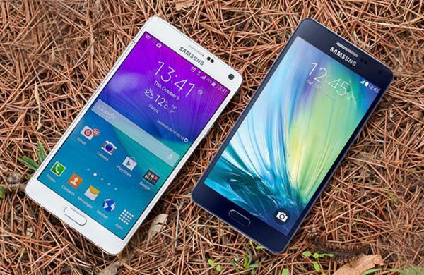 Samsung, Galaxy E7 modelinin Lollipop güncellemesini iptal etti