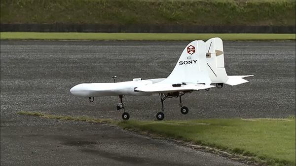 Sony'nin prototip drone modeli için ilk video geldi