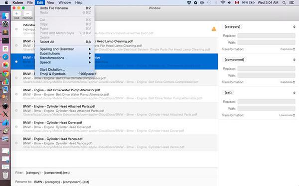 Toplu çalışma odaklı yeni Mac uygulaması: Kubee