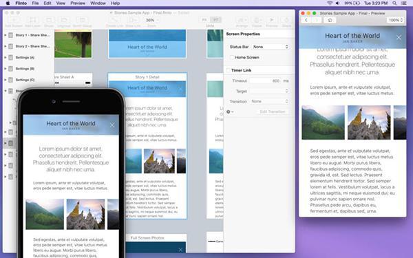 Uygulama tasarımcılarına özel yeni çözüm: Flinto
