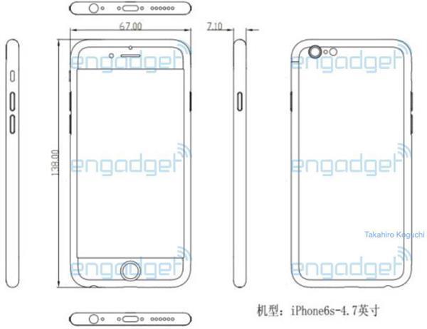 iPhone 6 ve 6S arasındaki kalınlık farkı aksesuar uyumsuzluğu yaratabilir