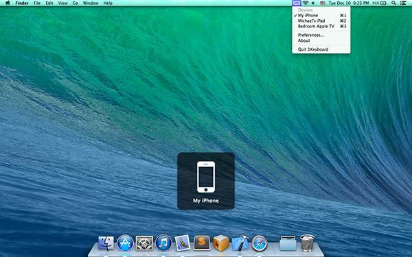 Mac için hazırlanan 1Keyboard uygulaması indirime girdi