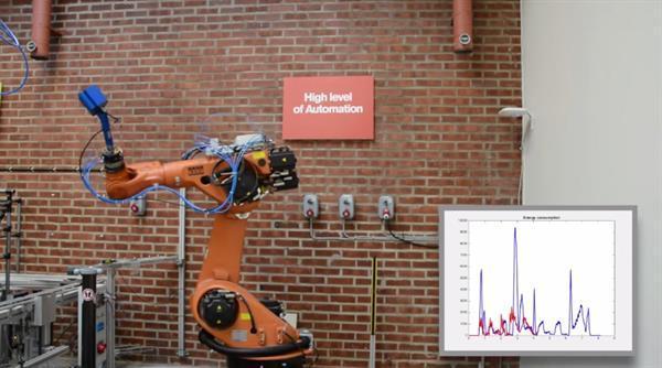 Robot hareketlerini optimize ederek enerji tasarrufu sağlayan yeni bir algoritma geliştirildi
