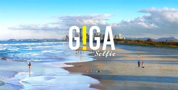Avusturalya'yı ziyaret eden turistlere ilginç hizmet: Giga Selfie