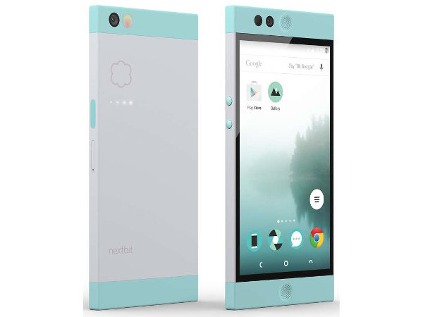 NextBit'ten bulut depolamaya dayalı akıllı telefon