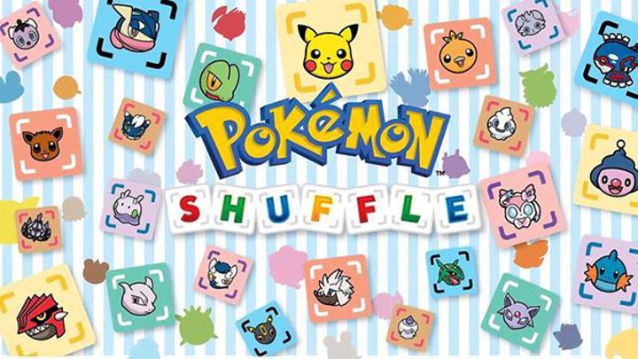 Pokemon Shuffle, tüm bölgelerdeki iOS kullanıcılarıyla buluştu