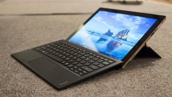 IFA 2015: Lenovo'dan tasarımıyla dikkat çeken tablet bilgisayar: Miix 700