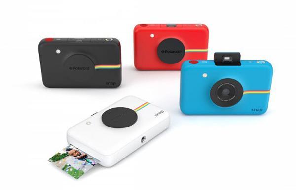 Polaroid'den ZINK teknolojisine sahip fotoğraf makinesi: Snap