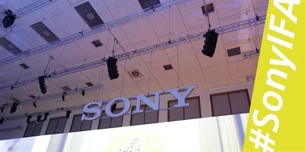 Sony IFA etkinliği saat 17:15'da [Canlı Yayın]