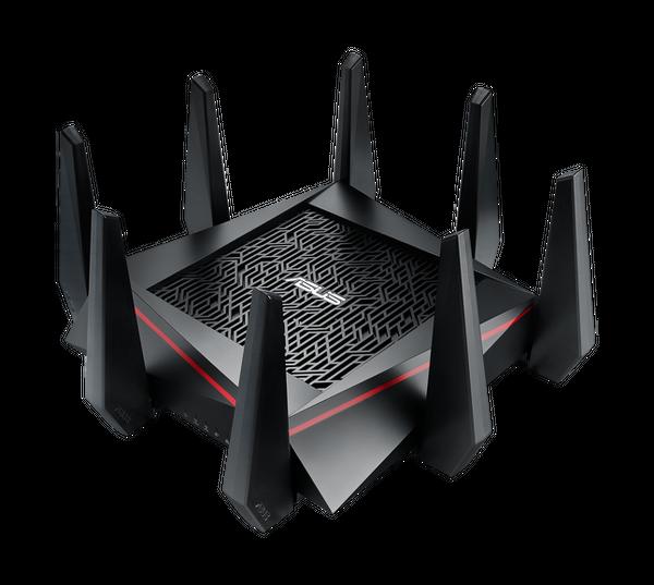 IFA 2015 :  Asus RT-AC5300 dünyanın en hızlı yönlendiricisi olma iddiasında