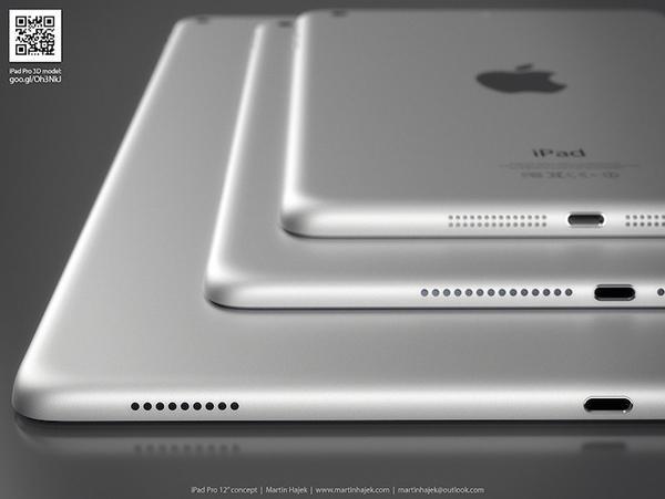İddia: Apple, iPad Pro ile iPad Mini 4'ü