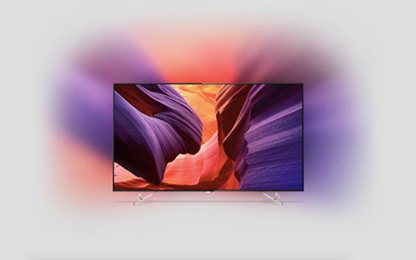 IFA 2015: Philips'den AmbiLux TV projeksiyon teknolojisine sahip televizyon