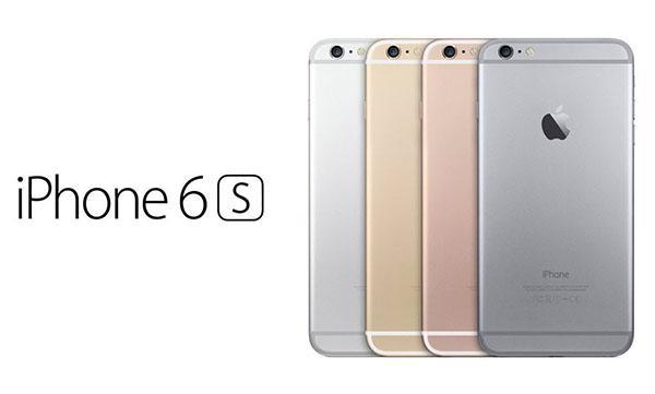 Resmi duyuru öncesi Apple 'iPhone 6S ve iPhone 6S Plus'