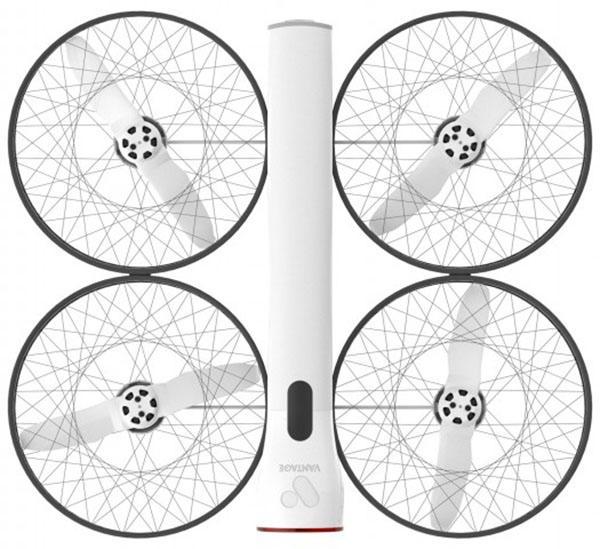 Güvenliğe odaklanan yeni drone modeli: Snap