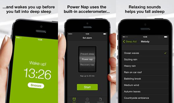 iOS uyumlu Sleep Cycle power nap indirime girdi