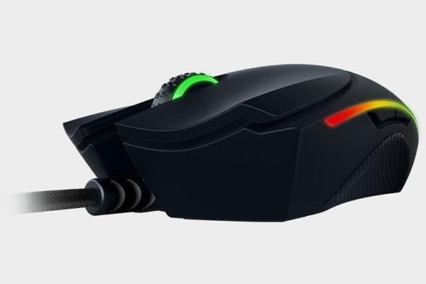 Razer Diamondback, Chroma aydınlatma sistemiyle yeniden sahnede