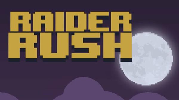 Raider Rush, iOS kullanıcılarıyla buluştu