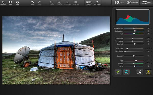 Mac için FX Photo Studio Pro indirimde