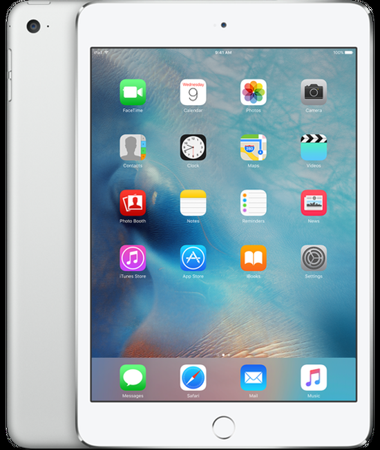 iPad mini 4 resmileşti
