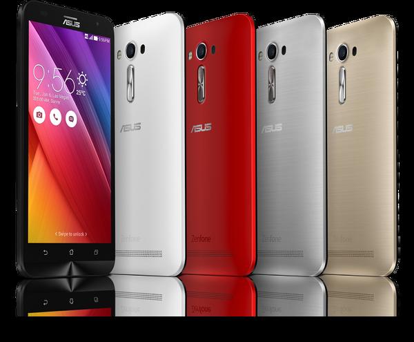 Asus Zenfone 2 Laser ülkemizde ön siparişe sunuldu