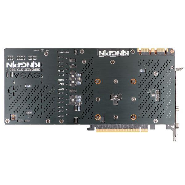 EVGA GeForce GTX 980 Ti K|NGP|N sürümü piyasaya çıkıyor