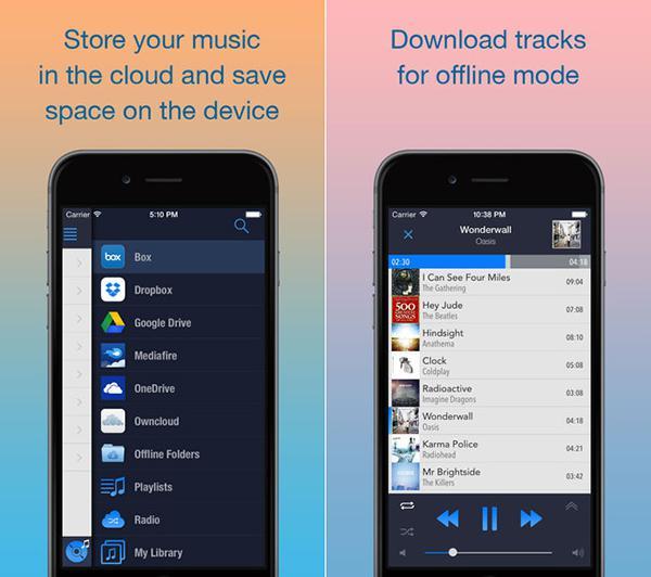 Bulut odaklı müzik uygulaması CloudBeats ücretsiz yapıldı