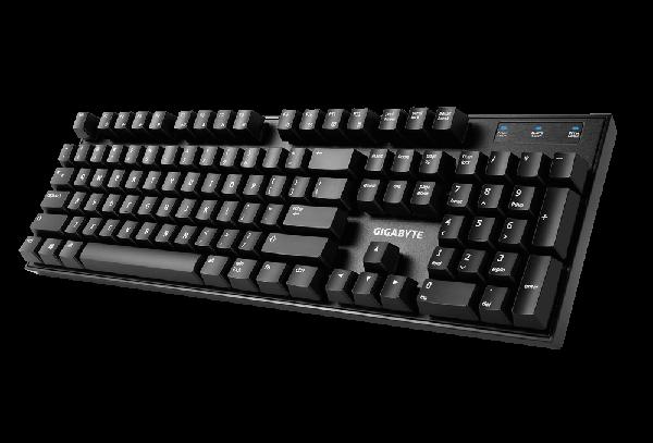 Gigabyte, oyunculara yönelik FORCE K83 mekanik klavyesini duyurdu