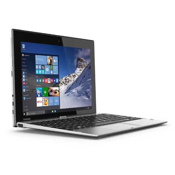 Toshiba'dan düşük maliyetli ikisi bir arada bilgisayar: Satellite Click 10