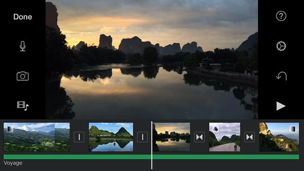 Apple, iMovie uygulamasına 4K çözünürlük desteği ekledi