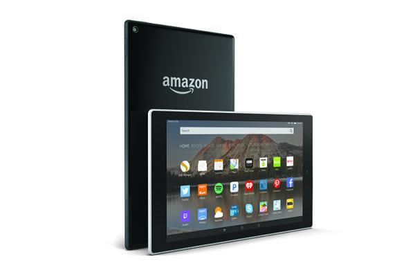 Amazon'dan üç yeni tablet: Fire, Fire 8 ve Fire 10