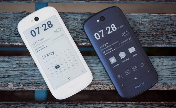 Yota ve ZTE yeni YotaPhone için ortaklık yapıyor