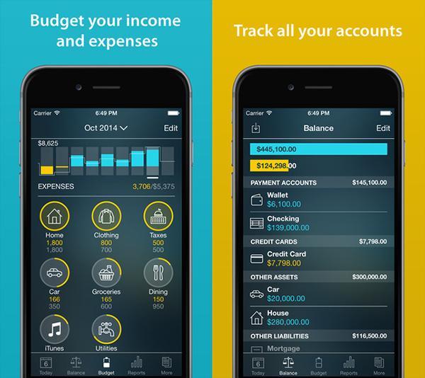 Bütçe odaklı iOS uygulaması Money Pro indirime girdi