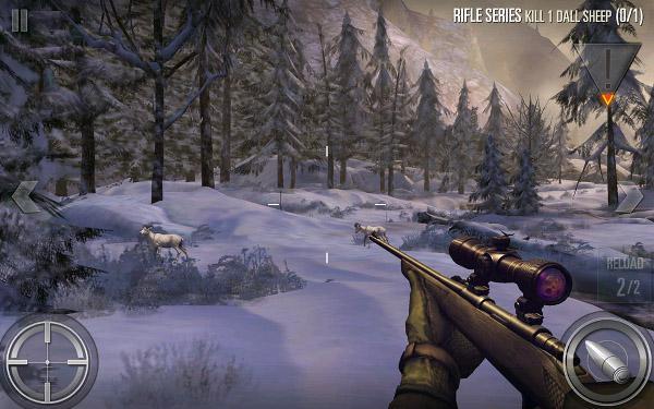 Deer Hunter 2016 indirmeye sunuldu