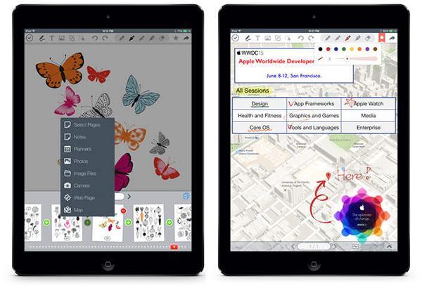 El yazısı için hazırlanan iPad uygulaması Upad 3, %83 indirim aldı