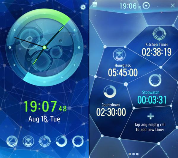 Zaman odaklı yeni iOS uygulaması: Cool Timer Pro