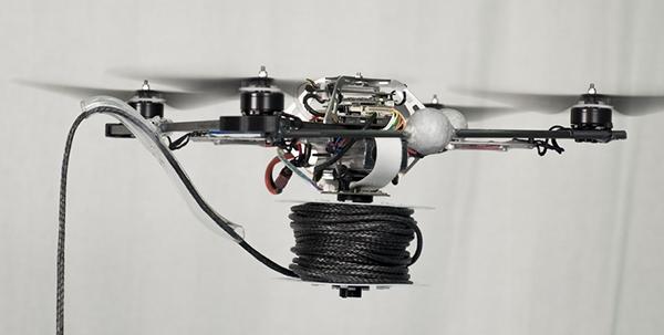 ETH Zürich'in otonom drone modelleri,