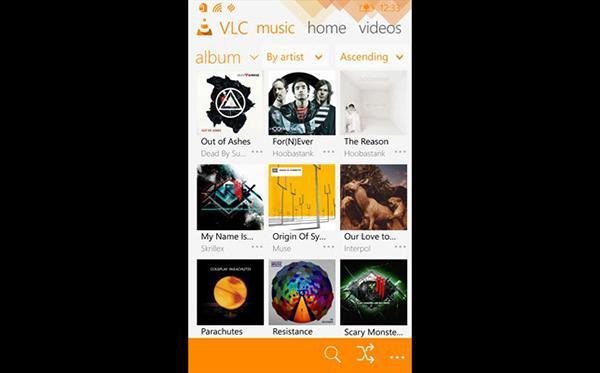 Windows Phone için VLC, 3 milyon indirme rakamına ulaştı