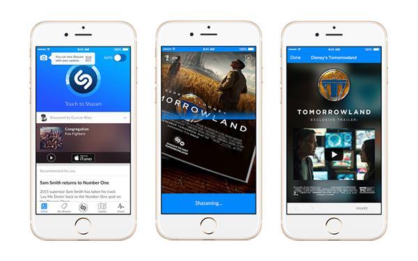 iOS için Shazam güncellendi