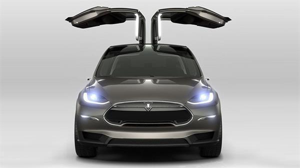 Tesla Model X'in resmi lansmanı 29 Eylülde gerçekleştirilecek