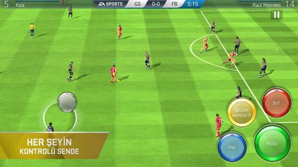 FIFA Ultimate Team 2016 Android'e geldi