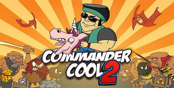 Commander Cool 2 maceralarına devam ediyor