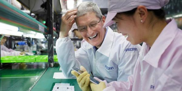 Foxconn, Apple'ın desteğiyle Sharp'ın LCD bölümünü satın alabilir
