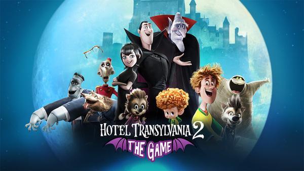 Hotel Transylvania 2 mobil platformlardaki yerini aldı