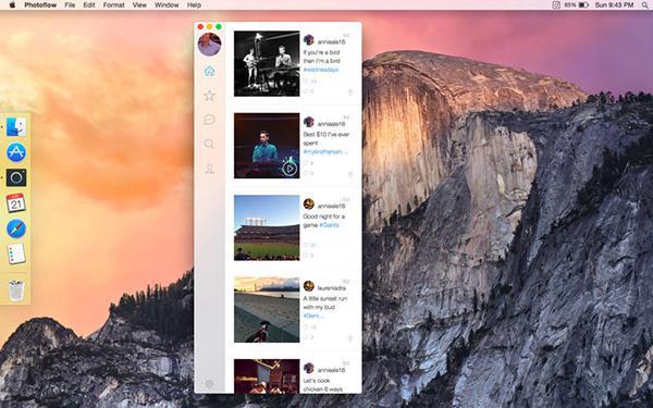 Mac uyumlu Photoflow indirimde
